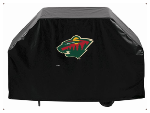 Minnesota Wild NHL Hockey Grill Cover