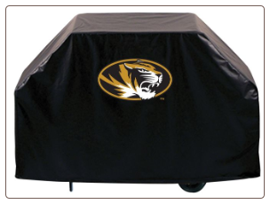 Missouri Tigers College Grill Cover