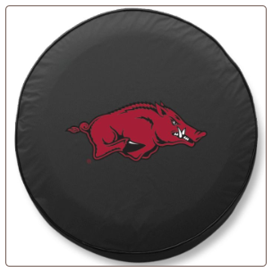 Arkansas Razorbacks College Tire Covers
