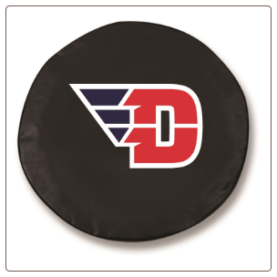 Dayton Flyers College Tire Covers