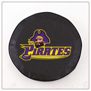 East Carolina Pirates College Tire Covers