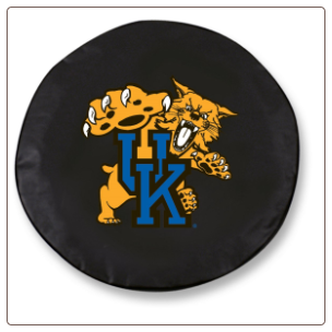 Kentucky Wildcats College Tire Cover