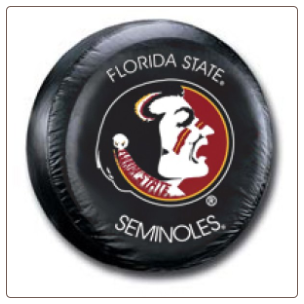 Florida State Seminoles Collegiate Spare Tire Cover