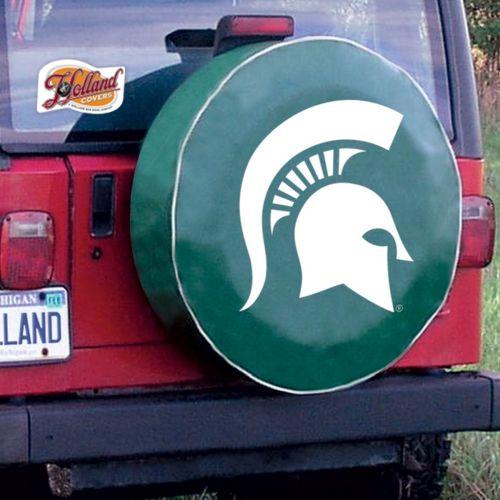 Michigan State University Vinyl Grill Mat